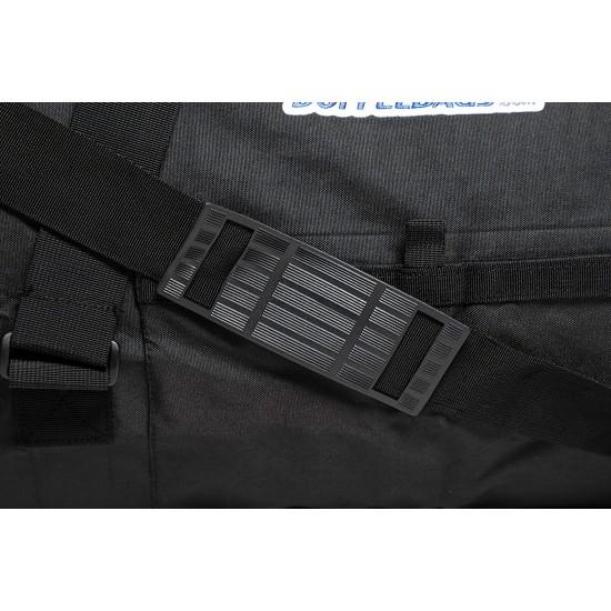 """DuffelGear 30"""" Black Waterproof Duffel by Duffelbags.com"""
