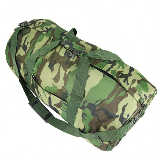 "DuffelGear Large Camo Roll Duffel 36"" by Dufflebags.com - Luggage store - Wholesale bag - Best duffle bag - personalized duffle bag"
