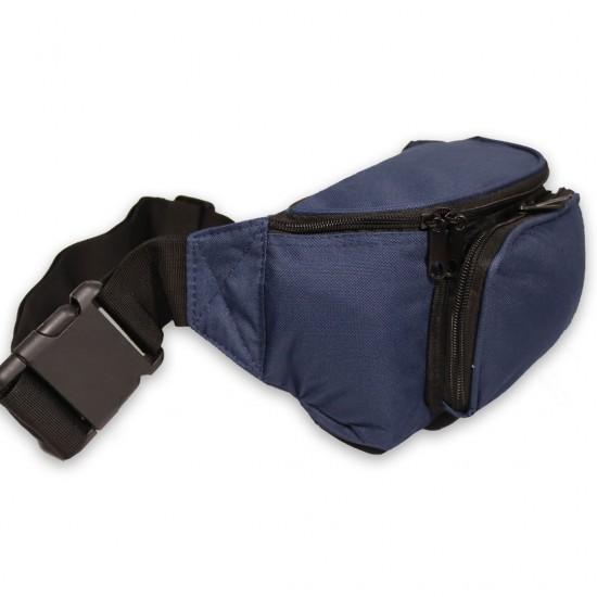 DuffelGear Adjustable Fanny Pack by dufflebags