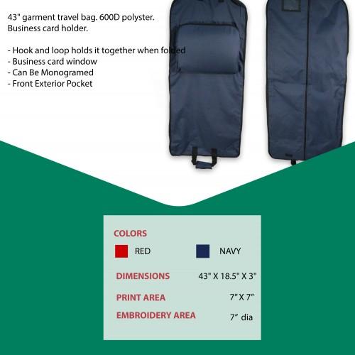 DuffelGear Garment Bag