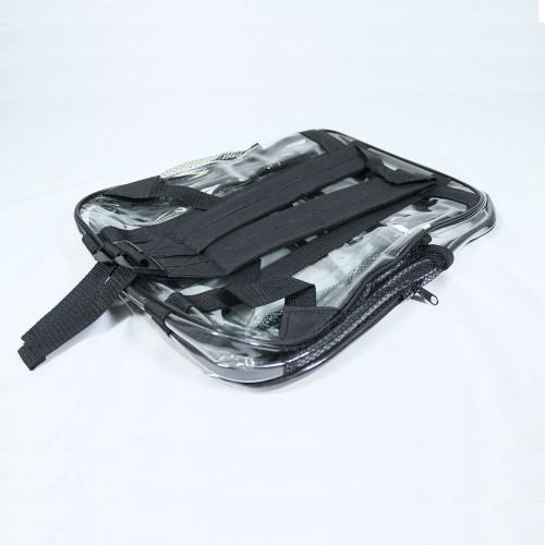 DuffelGear Clear Backpack