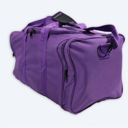"""DuffelGear 25"""" Purple Sport Duffel"""