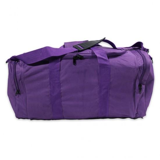 """DuffelGear 25"""" Purple Sport Duffel by dufflebags"""