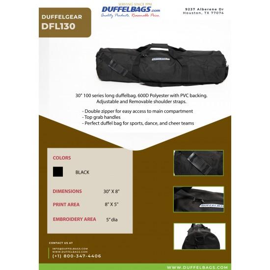 DuffelGear 100 Series Roll Duffel by dufflebags