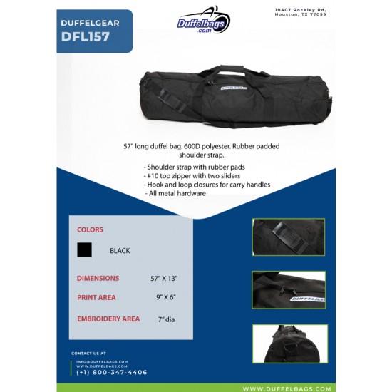 "DuffelGear 100 Series 56"" Long Duffel by dufflebags"