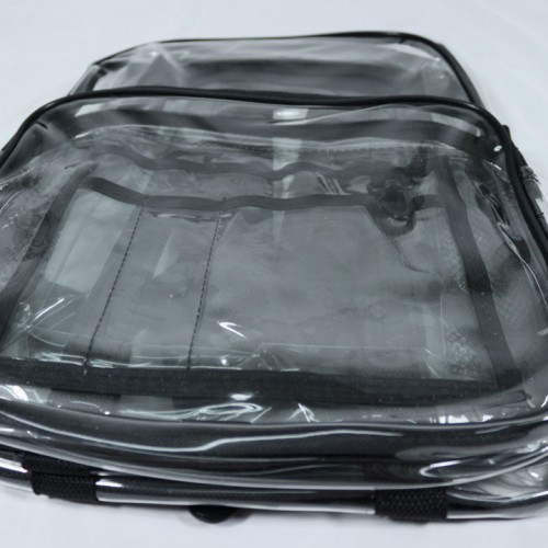 DuffelGear Clear Backpack