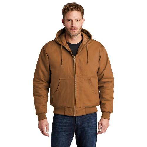 CornerStone® Tall Duck Cloth Hooded Work Jacket