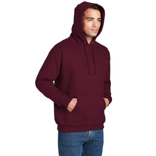 Hanes® Ultimate Cotton® - Pullover Hooded Sweatshirt