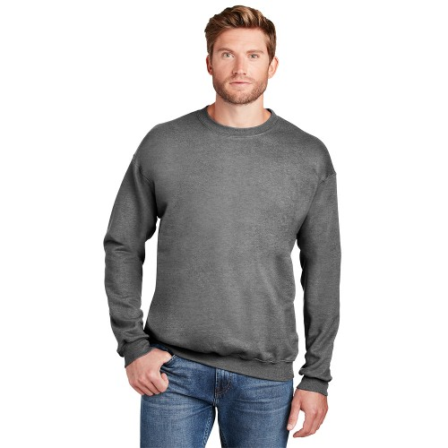 Hanes® Ultimate Cotton® - Crewneck Sweatshirt
