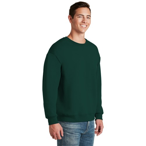 JERZEES® SUPER SWEATS® NuBlend® - Crewneck Sweatshirt