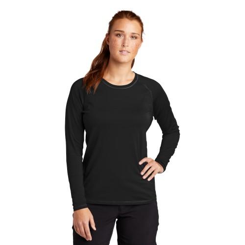 Sport-Tek ® Ladies Long Sleeve Rashguard Tee