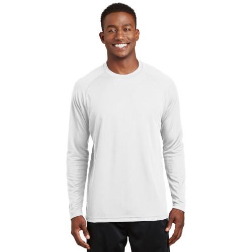 Sport-Tek® Dry Zone® Long Sleeve Raglan T-Shirt