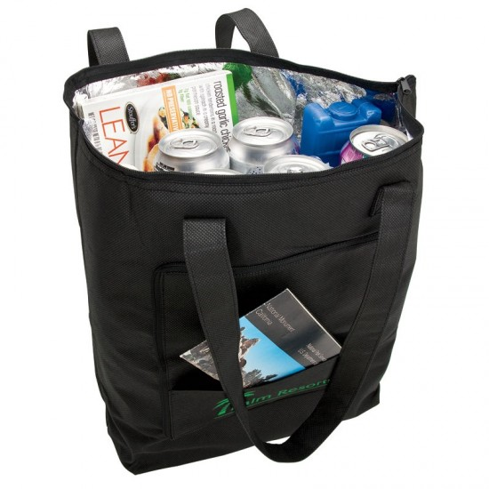Folding Cooler Tote by Dufflebags.com - Luggage store - Wholesale bag - Best duffle bag - personalized duffle bag