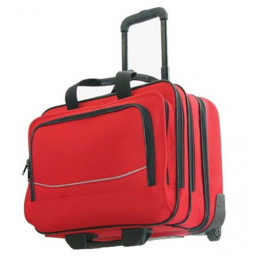 N-3 Wheeled Laptop Carry-on Tote