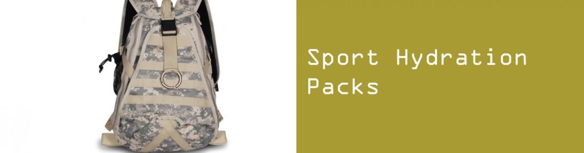 Sport Hydration Packs