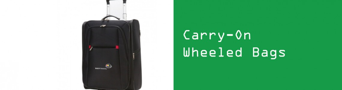 Carry-On Wheeled Bags