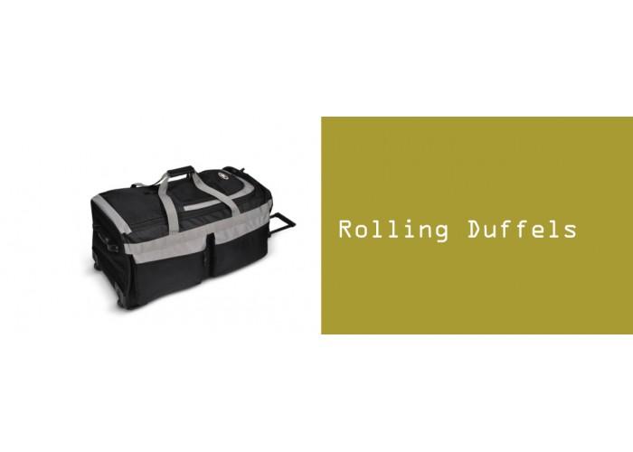 Wheeled / Rolling Duffels