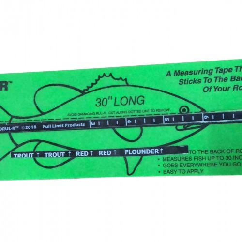 Full Limit 30 in Rod Ruler