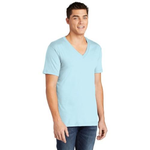 American Apparel ® Fine Jersey V-Neck T-Shirt