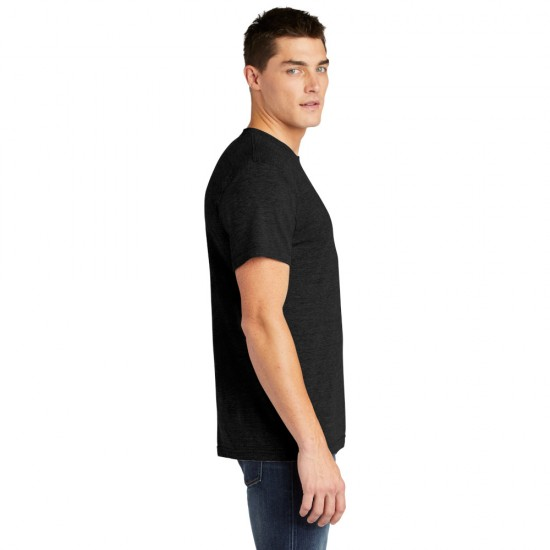American Apparel ® Tri-Blend Short Sleeve Track T-Shirt
