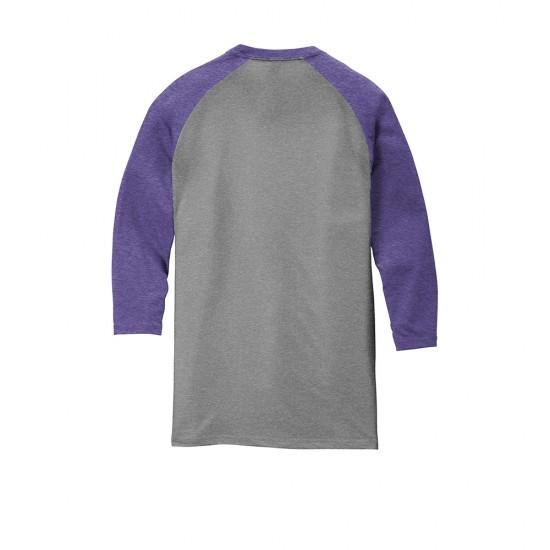 District ® Perfect Tri ® 3/4-Sleeve Raglan