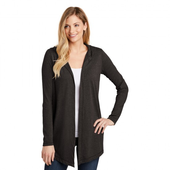 District ® Women's Perfect Tri ® Hooded Cardigan