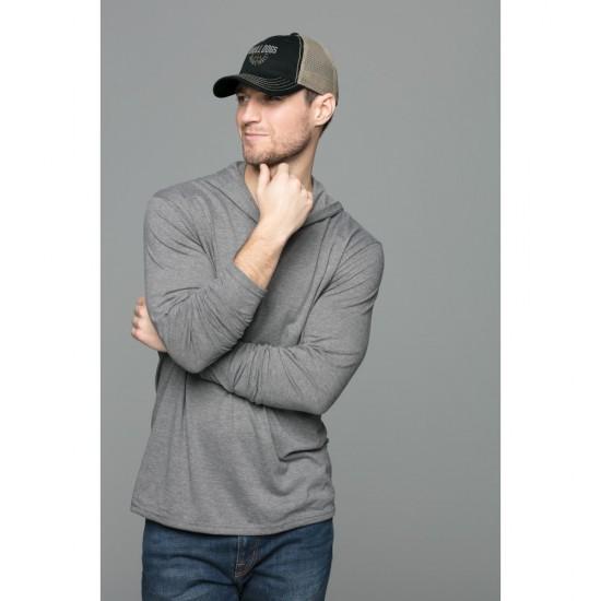 District ® Perfect Tri ® Long Sleeve Hoodie