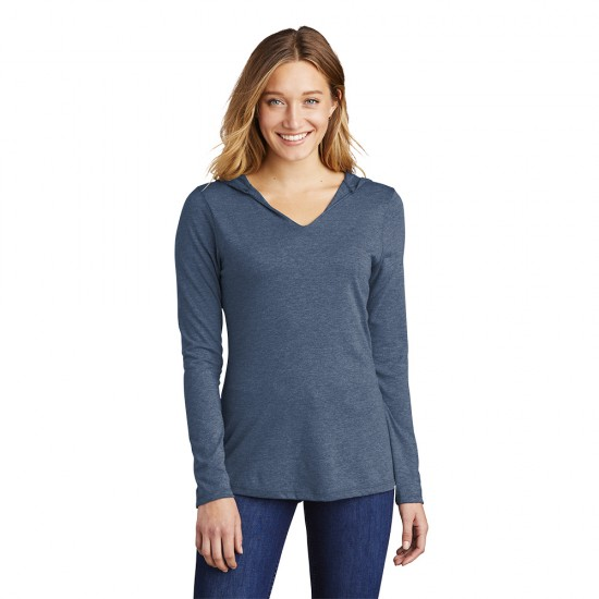 District ® Women's Perfect Tri ® Long Sleeve Hoodie