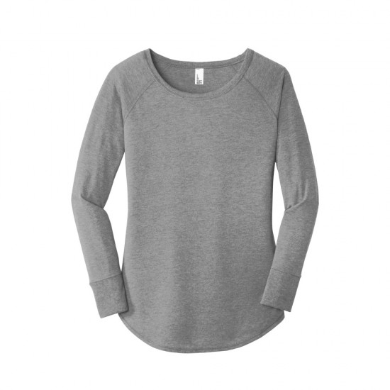 District ® Women's Perfect Tri ® Long Sleeve Tunic Tee