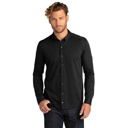 OGIO ® Code Stretch Long Sleeve Button-Up