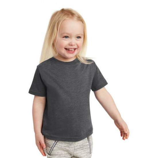 Rabbit Skins™ Toddler Fine Jersey Tee