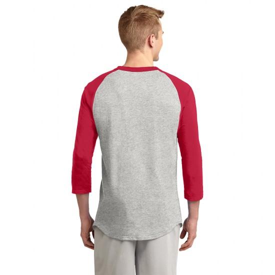 Sport-Tek® Colorblock Raglan Jersey