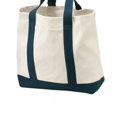 Port Authority® - Two-Tone Shopping Tote