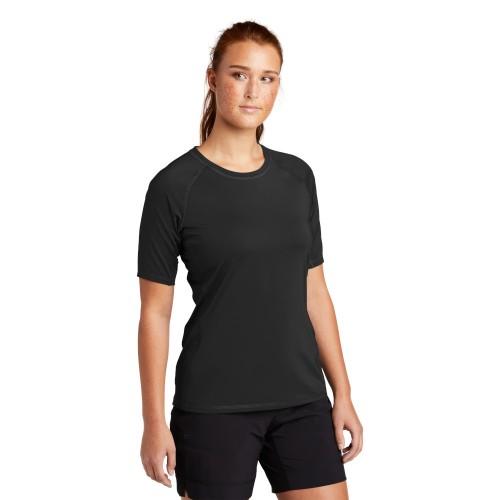 Sport-Tek ® Ladies Rashguard Tee