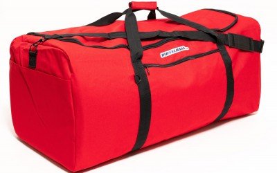 """DFL40 Feature: The Ultimate Duffel Bag for """"Stuff"""""""