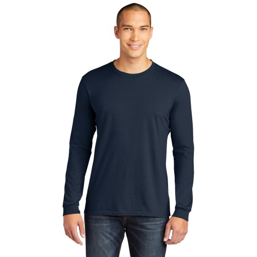 Anvil ® 100% Combed Ring Spun Cotton Long Sleeve T-Shirt
