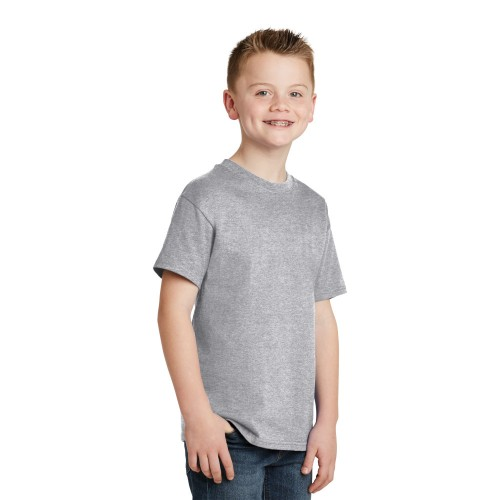 Hanes® - Youth Tagless® 100% Cotton T-Shirt