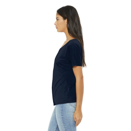 BELLA+CANVAS ® Women's Slouchy Tee by Dufflebags.com - Luggage store - Wholesale bag - Best duffle bag - personalized duffle bag