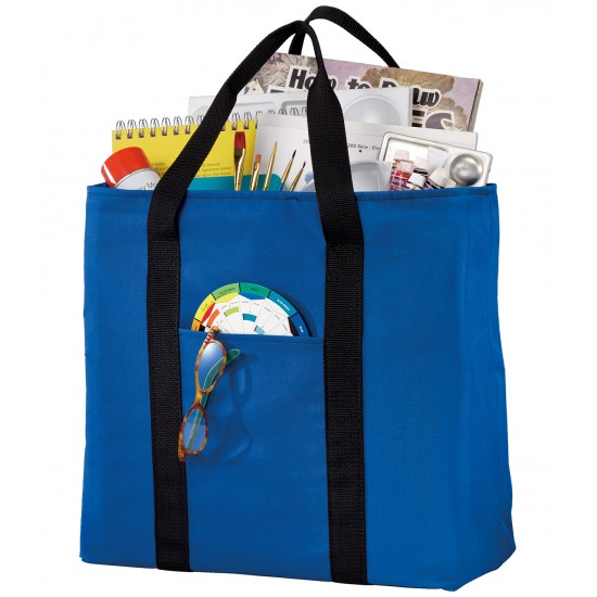 Port Authority® All-Purpose Tote by Dufflebags.com - Luggage store - Wholesale bag - Best duffle bag - personalized duffle bag