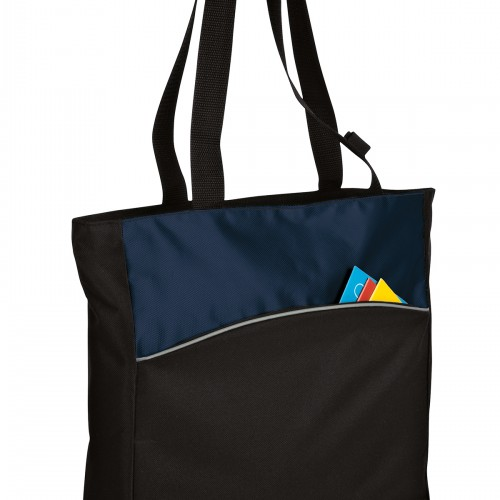 Port Authority® - Two-Tone Colorblock Tote