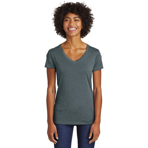 Alternative Women's Runaway Blended Jersey V-Neck Tee