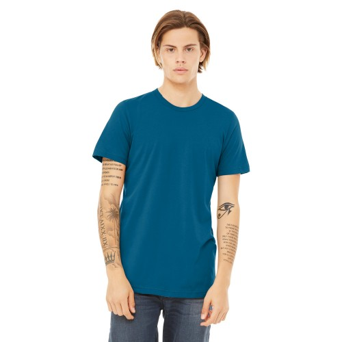 BELLA+CANVAS ® Unisex Jersey Short Sleeve Tee