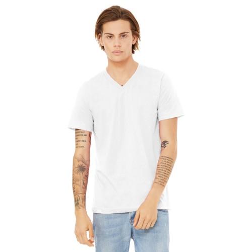 BELLA+CANVAS ® Unisex Jersey Short Sleeve V-Neck Tee