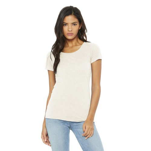 BELLA+CANVAS ® Women's Triblend Short Sleeve Tee