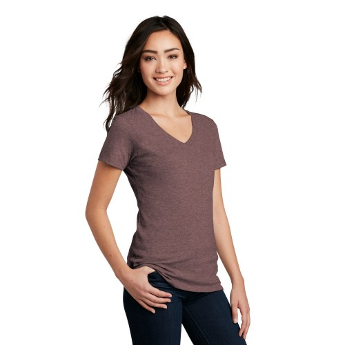 District ® Women's Perfect Blend ® V-Neck Tee