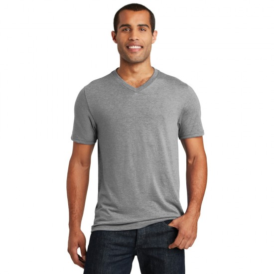 District ® Perfect Tri ® V-Neck Tee by Dufflebags.com - Luggage store - Wholesale bag - Best duffle bag - personalized duffle bag