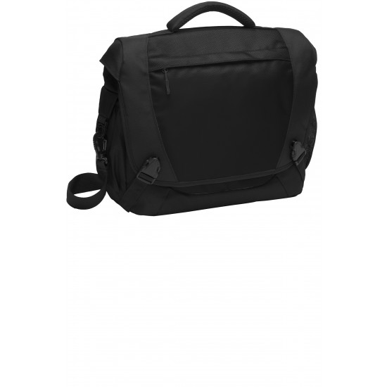 Port Authority® Computer Messenger by Dufflebags.com - Luggage store - Wholesale bag - Best duffle bag - personalized duffle bag