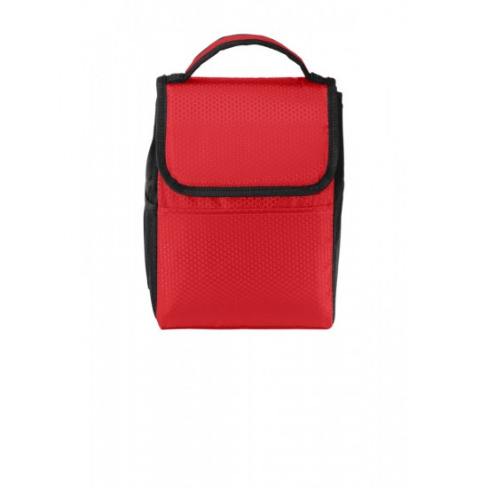 Port Authority Lunch Bag Cooler by Dufflebags.com - Luggage store - Wholesale bag - Best duffle bag - personalized duffle bag