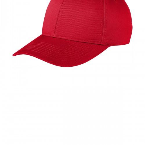 Port Authority ® Snapback Fine Twill Cap