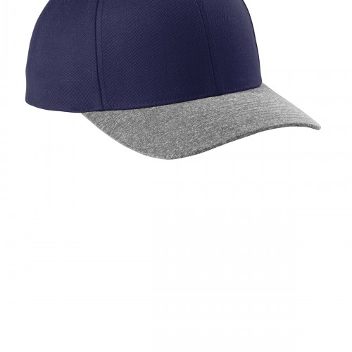 Sport-Tek® Yupoong® Curve Bill Snapback Cap